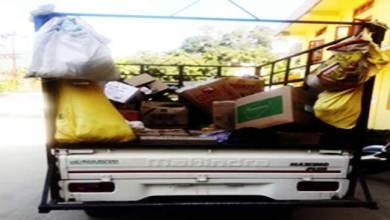 Photo of Itanagar- District Administration seizes IMFL items