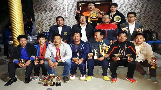 Kipa Tai & Menya memorial badminton tournament concludes