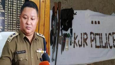 Photo of Kokrakhar- Assam police shot dead a NDFB(S) Platoon Commander