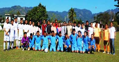 Team selected for 2nd edition of Hangpan Dada Memorial Trophy