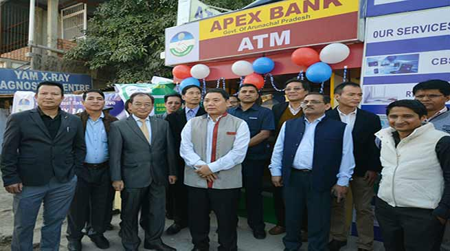 "Alo Libang appeals Apex Bank employees ""work dedicatedly to earn the lost glory """