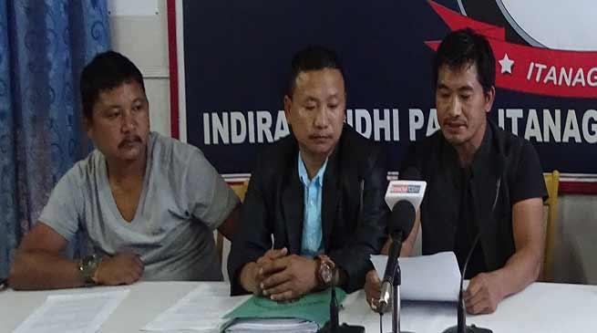 Arunachal Peace Committee denounce ATCO bandh