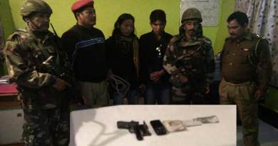 Arunachal- Assam Rifle nabbed 2 NSCN-IM Militants in Changlang