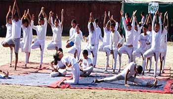 Arunachal- Students are the future academician- GS Meena