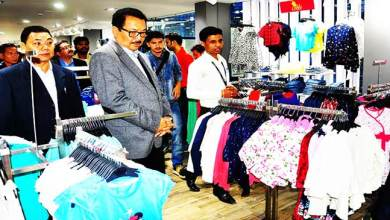 """Photo of Chowna Mein inaugurates fashion retail outlet """"Inmark"""""""