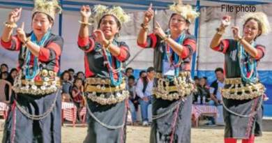 Khanndu conveys greetings on Podi Barbi festival