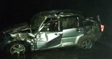 Arunachal- Road accident in Itanagar and Bhalukpong, 3 dead several injured