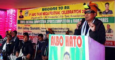 Abo-Tani Mega Festival Concludes