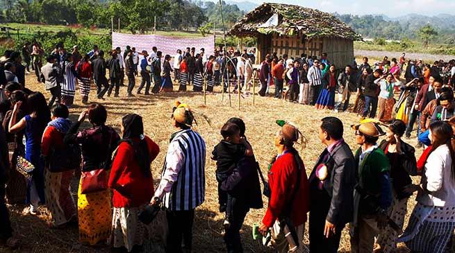 Arunachal: Jomoh Welfare Society celebrates 1st foundation day