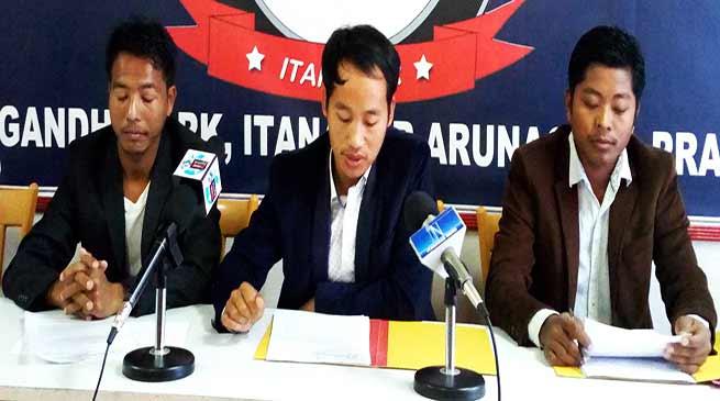 Itanagar: LDSU & WSU alleged series of allegation on Kanubari PWD EE