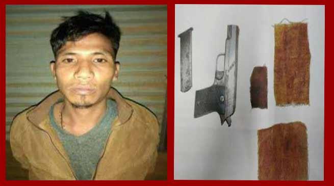 Arunachal: Security forces apprehend Self Styled NSCN (U) cadre