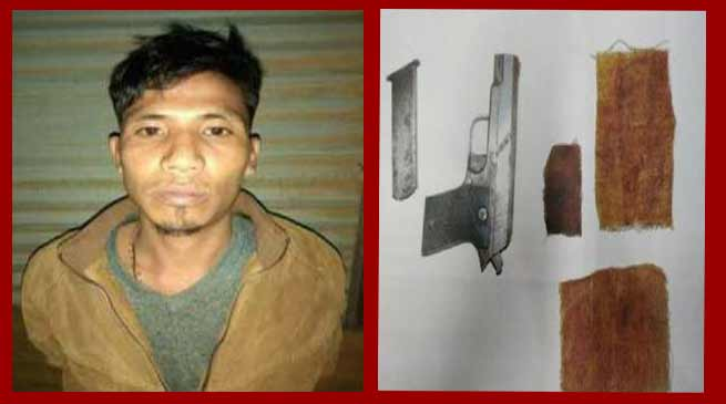 Arunachal: Security forces apprehend Self Styled NSCN (U) cadre