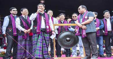 Arunachal: Pema Khandu declares Pangsau Pass International Festival open