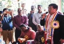 Photo of Senior monk made lot of contribution for Buddhist religion- Pema Khandu