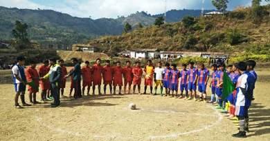 Arunachal: Wakka Wancho Football Championship 2018 kicked-off