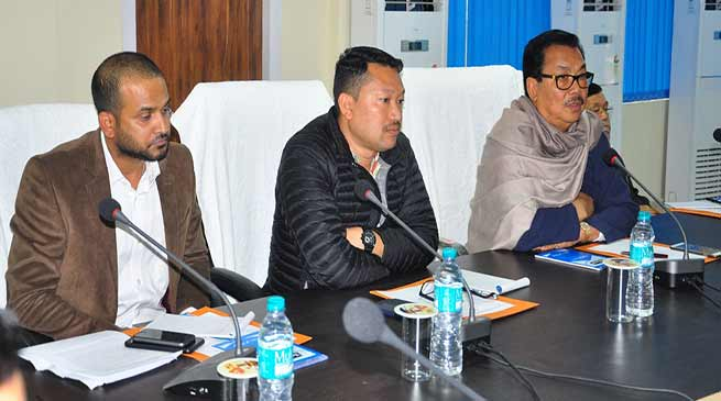 Arunachal: Chowna Mein gives Clarion call to root-out drug and opium menace