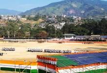 Arunachal: I G Park ready for Republic day celebration