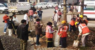 Arunachal:Swachhta Pakhwada begins in Naharlagun