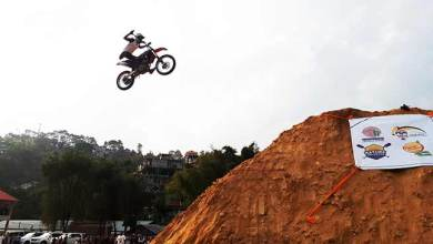 Photo of Itanagar: Ace biker show stunt mesmerised and thrilled the youths