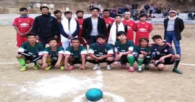 Arunachal: ASSU organises Chiksha festival football tournament