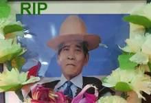 Photo of Arunachal: Chowna Mein expresses deep shock on demise of Kangir Jamoh