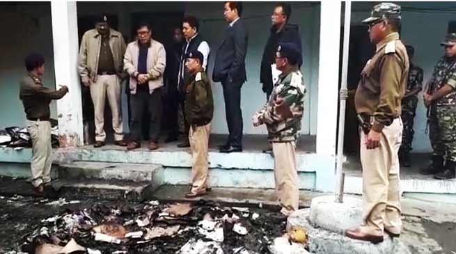 Arunachal: situation at Yingkiong and Tezu under control- Kumar Waii