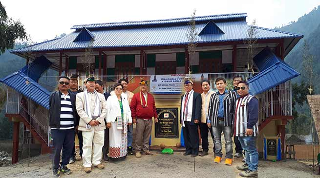 Arunachal: Tolum dedicates Nyokum Namlo to Yazali People