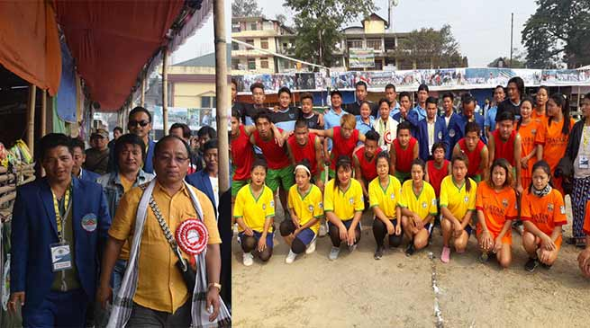 Arunachal: Nyokum Yullo begins with fun and fare at Nirjuli