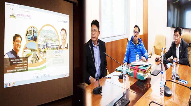 Arunachal: First time Common citizen can participate in preparing the state budget