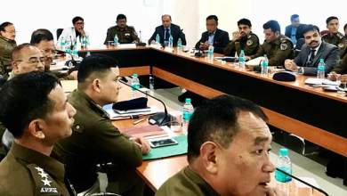 Photo of Arunachal: State security scenario reviews in SPs & COs conference