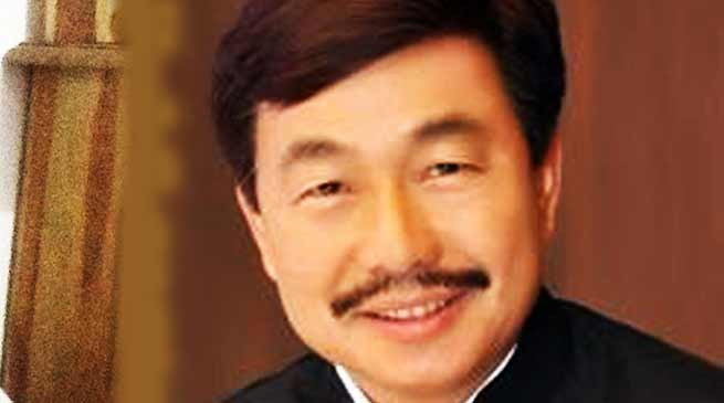 Arunachal:Tapir Gao condemns and refutes allegations levelled against CM Pema Khandu