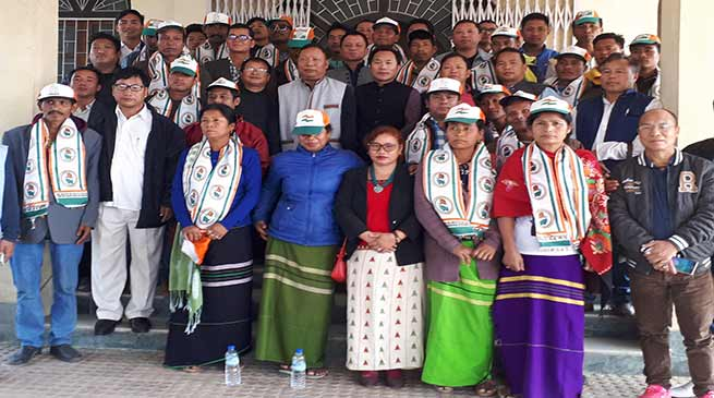 Arunachal: setback for BJP in Lekang assembly constituency