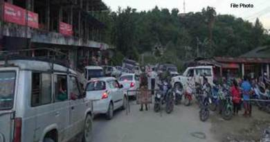 Itanagar: Khandu takes note of serious traffic problem in capital