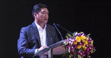 Ministers and employees are engine of the train called Arunachal Pradesh- Pema Khandu