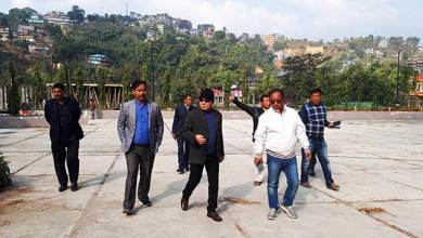Photo of Arunachal: Rebia, Kaso inspected Convention Hall