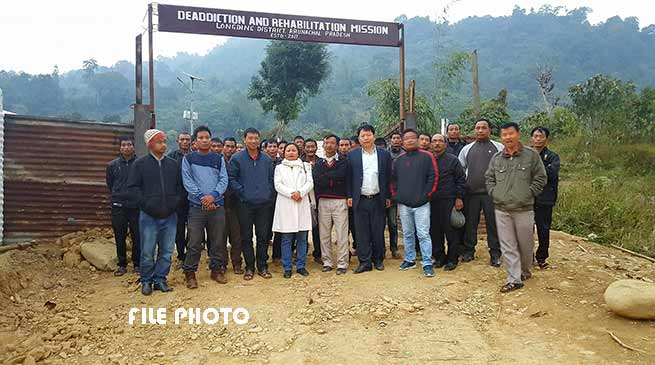 Arunachal: First batch released from opium de addiction and rehabilitation centre