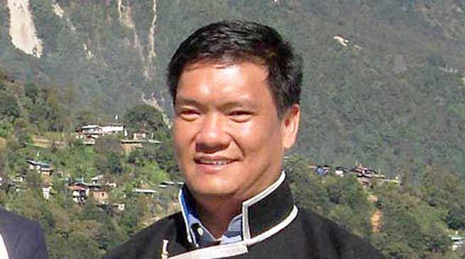 Arunachal: Khandu greets people on occasion of Statehood Day