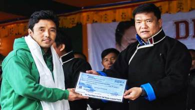 Photo of Arunachal is on right track under PM Modi-  Pema Khandu