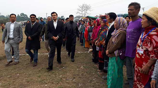 Arunachal: Dhawan's aim to transform Itanagar into cleanest city of India