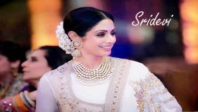 Photo of Bollywood Actress Sridevi Passes away in Dubai