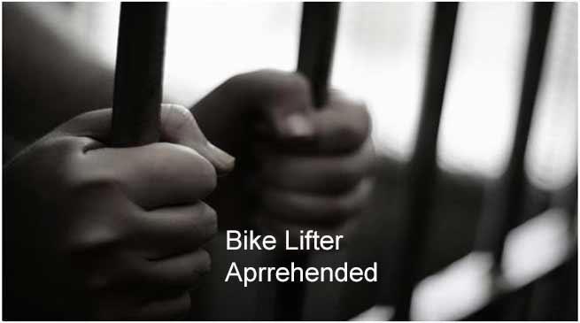 Arunachal : Capital Police apprehends 2 more Bike Lifter