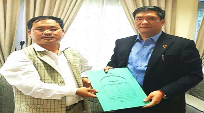 Arunachal: Khandu assured all possible help for Khonsa Assembly Constituency- Aboh