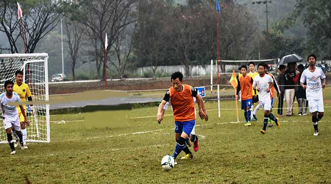 Itanagar : RGU organises Rono Hills Futsal Premier League