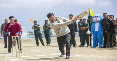 Arunachal : Khandu kicked off Tawang T20 Champions League
