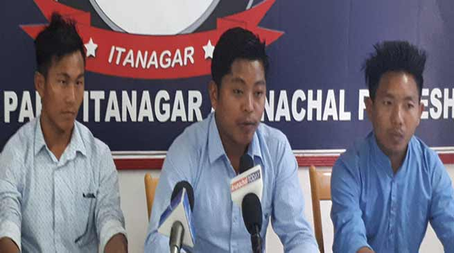 Arunachal : WSU alleges mismanagement of Public Fund by Kanubari EE