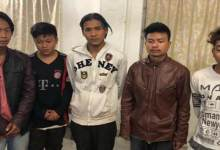 Arunachal: Capital police arrested gang of Mobile lifter
