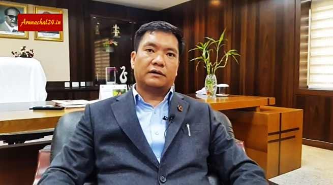 Arunachal: SIT probing Ngurang Pinch death case- Pema Khandu