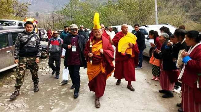 Arunachal: Padayatra to commemorate Dalai Lama's journey from Tibet to India