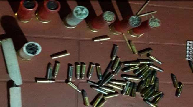 Arunachal: ATYA recovered Explosives from Tajang village