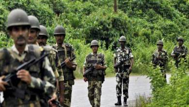 Photo of AFSPA removed from Meghalaya, restricted in Tirap, Longding and Changlang districts of Arunachal Pradesh